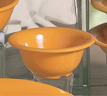Thunder Group CR5510YW Yellow Melamine Soup Bowl, 10 oz. (1 Dozen)