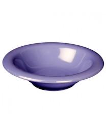 Thunder Group CR5716BU Purple Melamine Soup Bowl 18 oz. (1 Dozen)