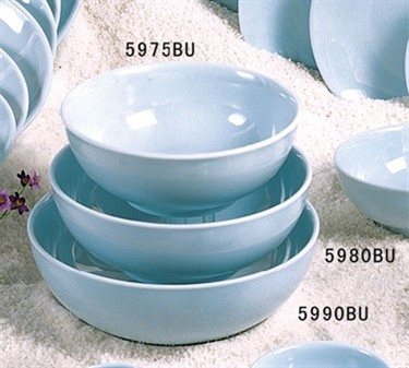 Thunder Group 5980 Blue Jade Soup Bowl 50 oz. (1 Dozen)