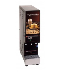 Grindmaster-Cecilware GB1M-LD Space Saver Hot Cappuccino Dispenser, 2.2 Gallon