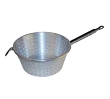 "Winco ASS-10 Aluminum Spaghetti Strainer, 10"""