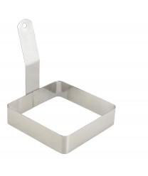 Winco EGRS-44 Square Egg Ring, 4