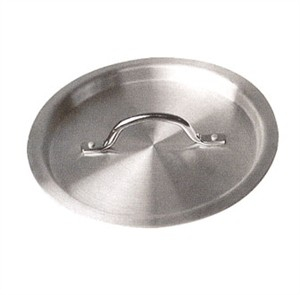 Winco AXS-80C Aluminum Pot Cover for AXS-80. AXHH-80, AXBZ-24, AXHH-80