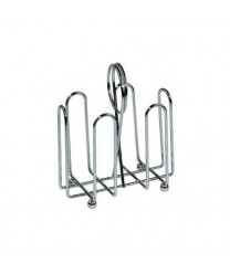 Winco WH-2 Chrome Plated Wire Sugar Packet Holder