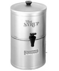Grindmaster-Cecilware SD2 Heated Syrup Dispenser, 2 Gallon