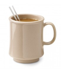 GET Enterprises TM-1308-S Tahoe Sandstone Mug, 8 oz. (2 Dozen)