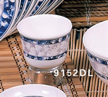 Thunder Group 9152DL Blue Dragon Tea Cup 5 oz. (1 Dozen)