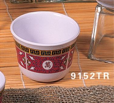 Thunder Group 9152TR Longevity Tea Cup 5 oz. (1 Dozen)
