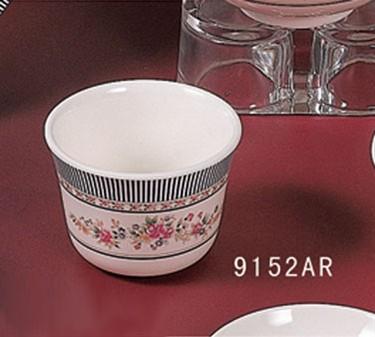 Thunder Group 9152AR Rose Tea Cup  5 oz. (1 Dozen)