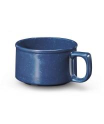 GET Enterprises BF-080-TB Texas Blue Melamine Mug 11 oz. (2 Dozen)