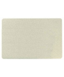 "Aarco RF1824H Ritz Deco Series Bulletin Boards, Beige Fabric 18"" x 24"""