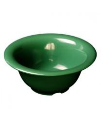 Thunder Group CR5712GR Green Melamine Soup Bowl 12 oz. (1 Dozen)