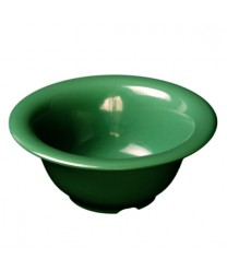 Thunder Group CR5716GR Green Melamine Soup Bowl 16 oz. (1 Dozen)