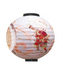 Thunder Group HL37-2 Samurai Cochin Paper Lantern