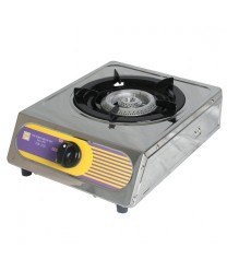 Thunder Group SLST001 Single Burner Countertop Gas Hot Plate