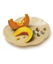 "GET Enterprises 139-TK Tokyo Japanese Scallop Shape Plate, 8""(1 Dozen)"