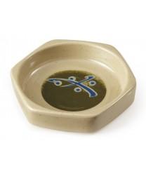 GET Enterprises 038-TD Japanese Traditional Melamne Dish 3 oz. (1 Dozen)
