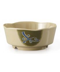 GET Enterprises 0163-TD Japanese Traditional Scallop Edged Bowl, 16 oz. (1 Dozen)