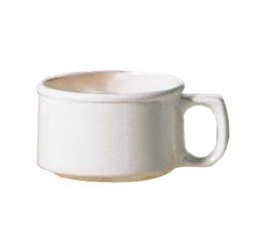 GET Enterprises SC-10-T Ultraware Tan Soup Mug, 10 oz. (2 Dozen)