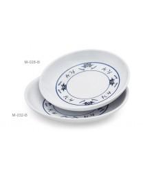 GET Enterprises M-028-B Water Lily Round Sauce Dish, 1 oz. (4 Dozen)