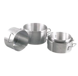 Winco AXAP-34 Super Aluminum Sauce Pot 34 Qt.