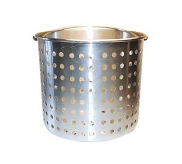 Winco ALSB-80 Aluminum Steamer Basket 80 Qt. fits ALST-80, ALHP-80 and SST-80