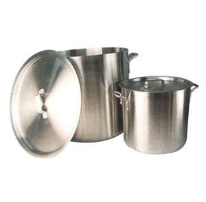 Winco ALST-100 Winware Aluminum Stock Pot 100 Qt.
