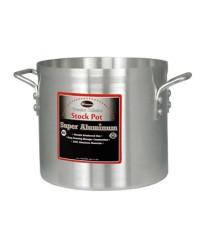 Winco AXS-8 Super Aluminum Stock Pot 8 Qt.