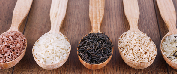 Wild rice, though not technically a grain, can be a great addition to salads and rice dishes.