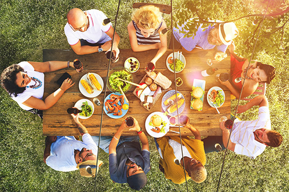 Outdoor dining spaces can increase restaurants revenue