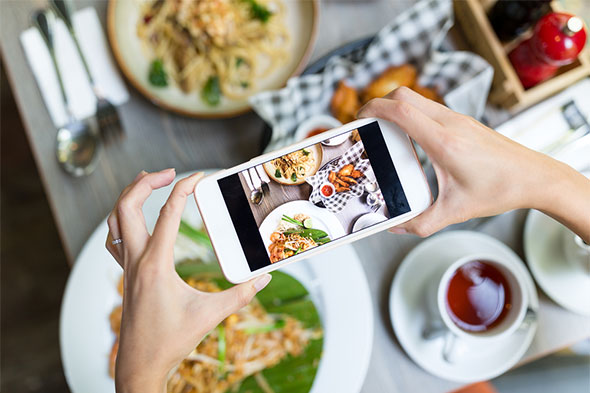 Using Food Photography to Highlight Your Business