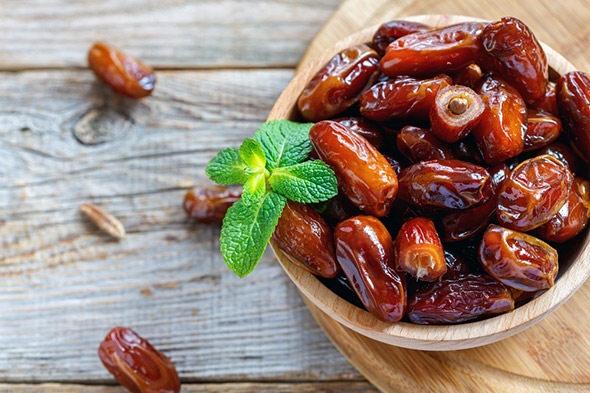 Dates - natures candy