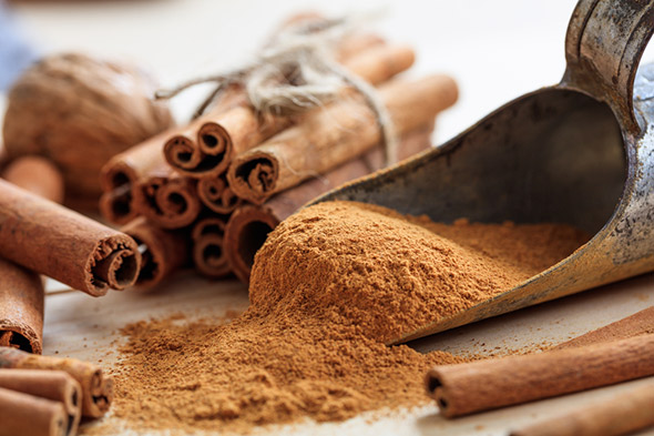 The wonders of cinnamon