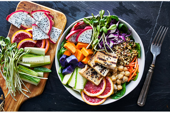 Buddha Bowls: The One-Dish Wholesome Meal