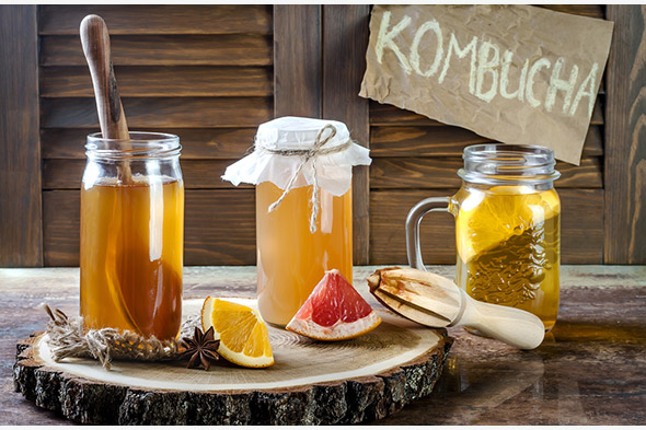 Kombucha is Set to Become the Hottest Drink Trend