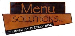 Menu Solutions Menu Jackets