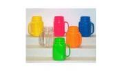 Plastic Mason Drinking Jars