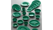 Green Melamine