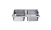Chafer Water and Food Pans