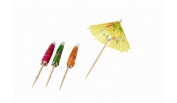 Toothpicks & Parasols