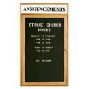 Aarco-ODC2418H-1-Door-Enclosed-Changeable-Letter-Board-with-Header-and-Oak-Finish-24--x-18