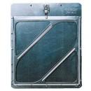 Aluminum Placard Holder [14X14 Aluminum] width=