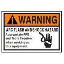 Arc Flash And Shock Hazard Appropriate Ppe And Tools Required When Working On This Equipment. width=