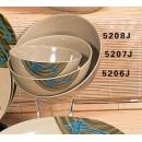 Thunder Group 5206J Wei Rice Bowl 25 oz. (1 Dozen) width=