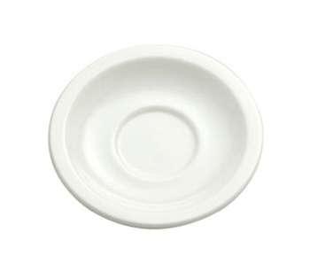 "Oneida F9010000501 Atlantic Cream White Saucer 5-1/2"""