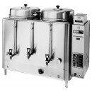Grindmaster-Cecilware FE300 Twin Automatic Coffee Urn, 10 Gallon width=