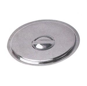 Winco BAMC-2 Stainless Steel Bain Marie Cover, 2 Qt.