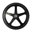 Black Wheel, 14'' width=