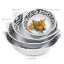 GET Enterprises ML-117-SO Soho Melamine Bowl, 1 Qt. (1 Dozen)  width=