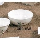 Thunder Group 3001BB Blue Bamboo Bowl 10 oz. (1 Dozen) width=
